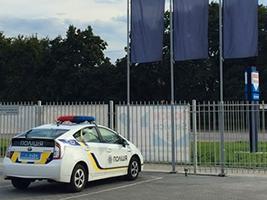 Автомобілі полтавської поліції будуть обслуговуватися на Бош Авто Сервіс «Хюндай Центр Полтава»